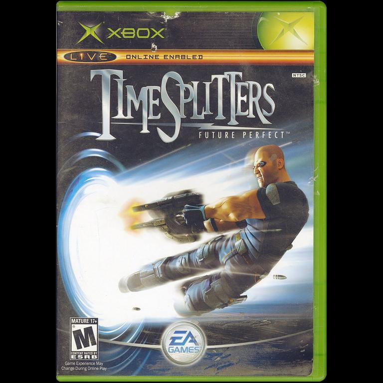 TimeSplitters: Future Perfect