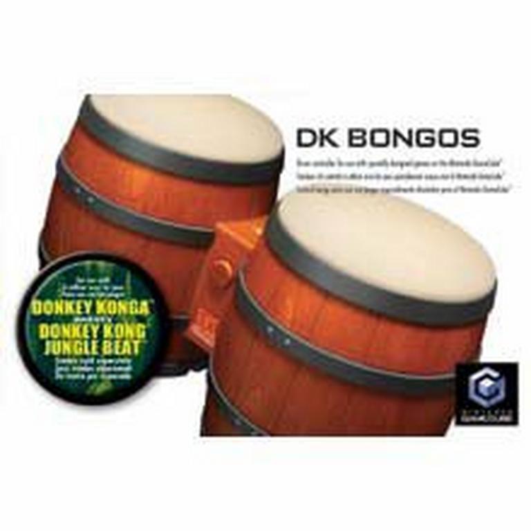 Donkey Konga Bongo
