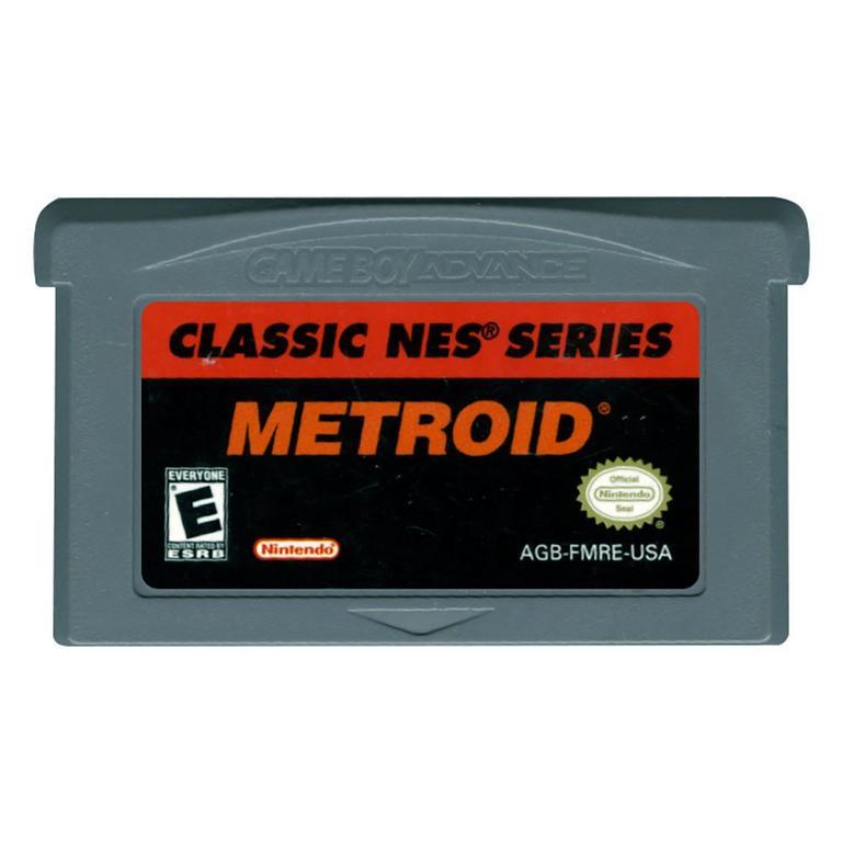 Metroid (Classic NES)