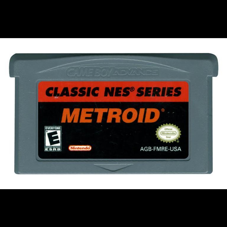 Metroid Classic NES