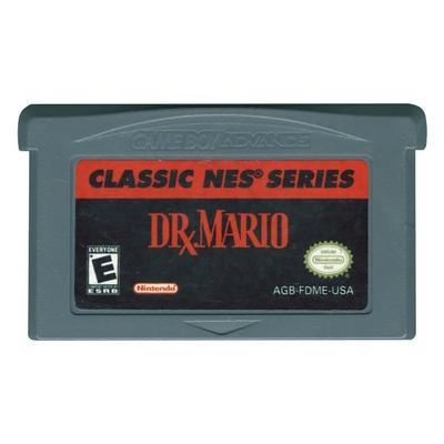 Dr. Mario (Classic NES)