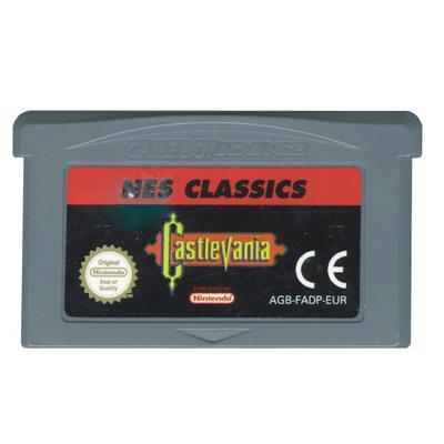 Castlevania (Classic NES)