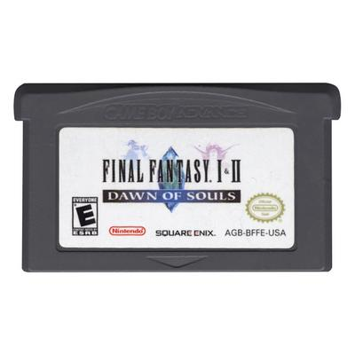 FINAL FANTASY I and II: Dawn of Souls