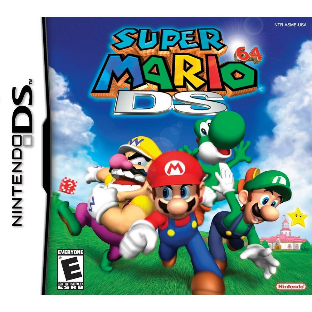 Super Mario 64 | Nintendo DS | GameStop