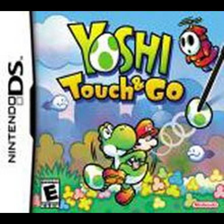 Yoshi's Touch and Go