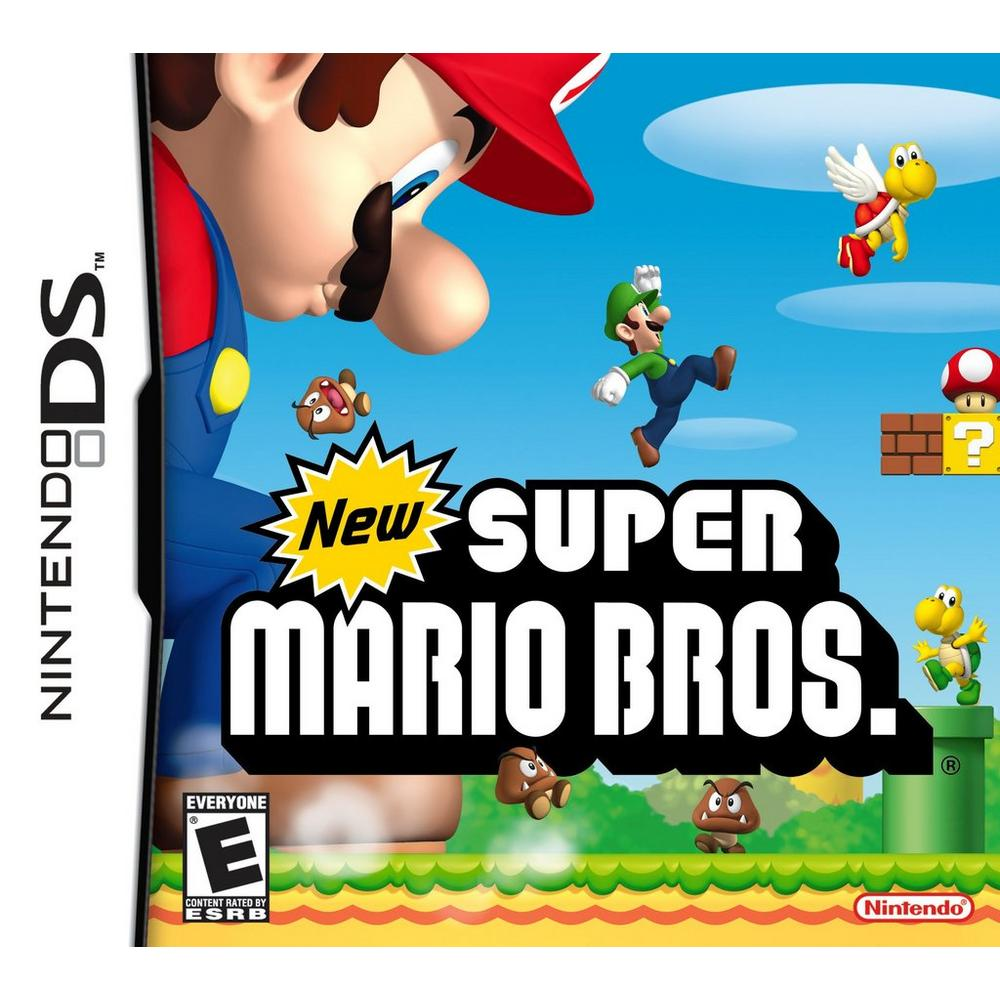 New Super Mario Bros  | Nintendo DS | GameStop