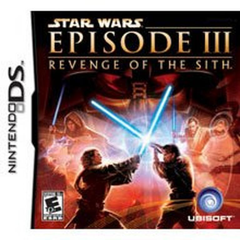 Star Wars Episode Iii Revenge Of The Sith Nintendo Ds Gamestop