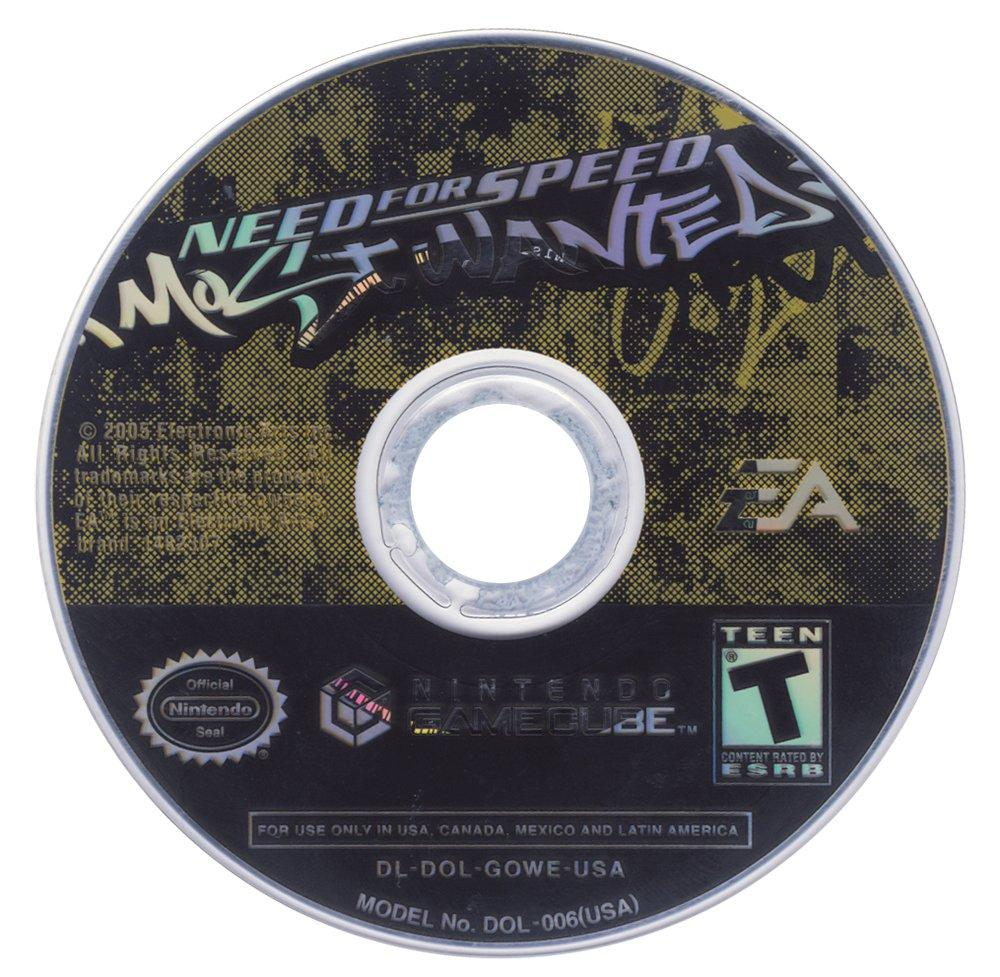 Need For Speed Most Wanted Game Cube Gamestop