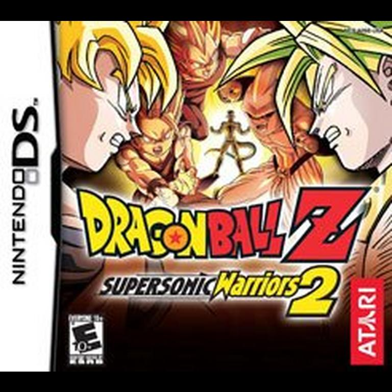 Dragon Ball Z: Supersonic Warrior 2