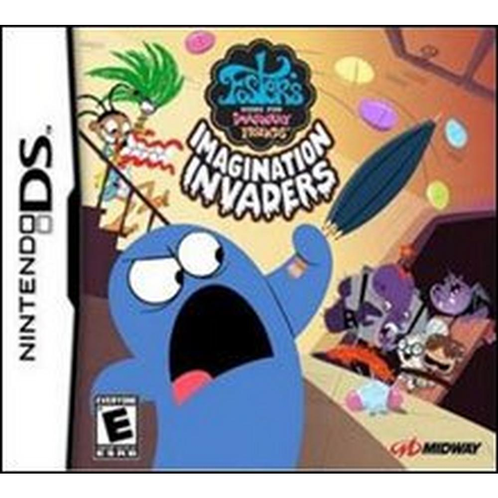 Trade In Foster's Home for Imaginary Friends: Imagination Invaders ...