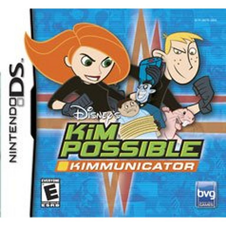 Kim Possible Kimmunicator