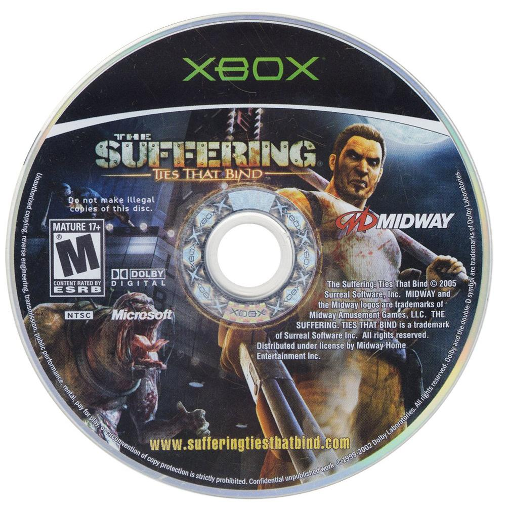 BAIXAR THE SUFFERING 2 PS2