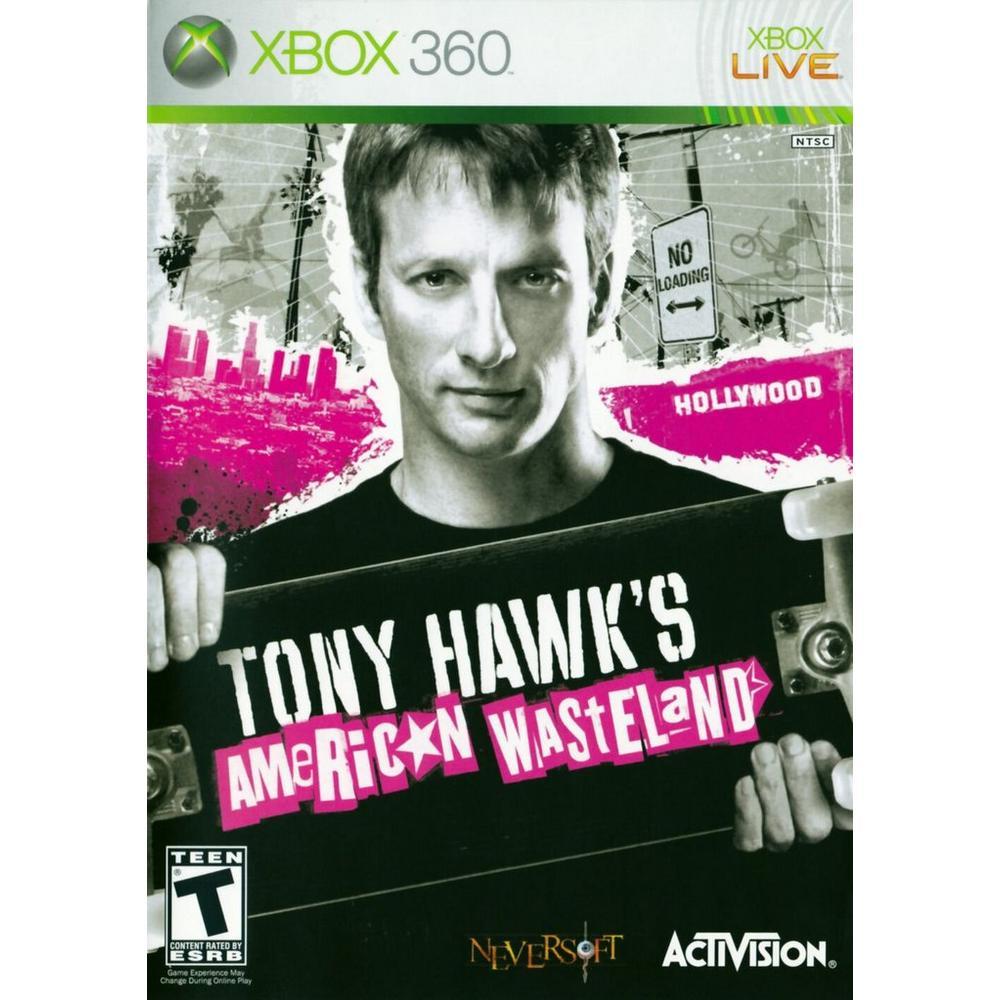 скачать tony hawks american wasteland xbox 360