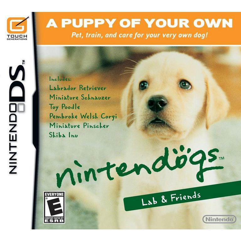 Nintendogs (Labrador Retriever)
