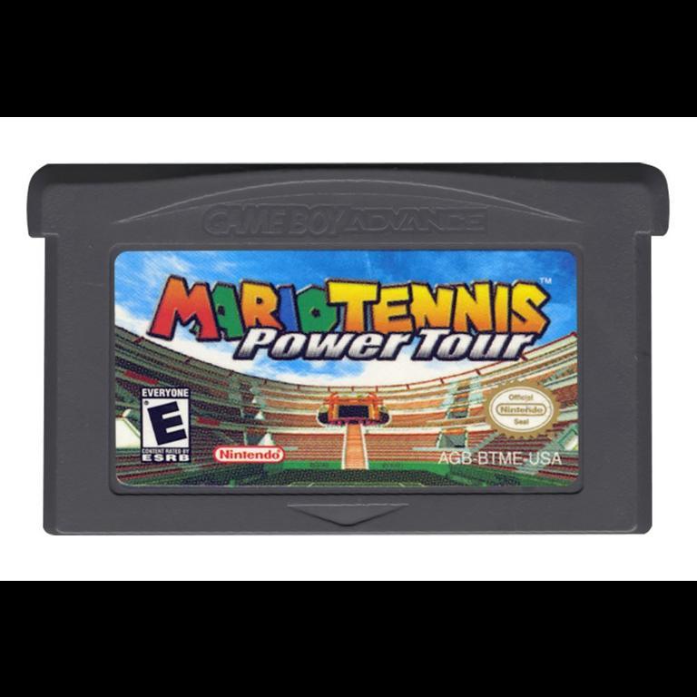 Mario Tennis Advance: Power Tour