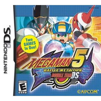 Mega Man Battle Network 5 Double Team