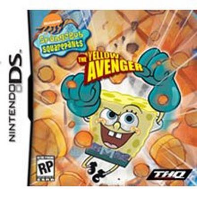 Sponge Bob Square Pants: Yellow Avenger
