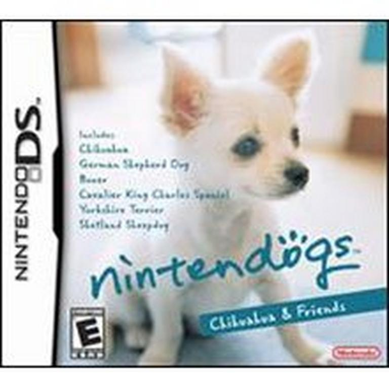 Nintendogs Chihuahua and Friends