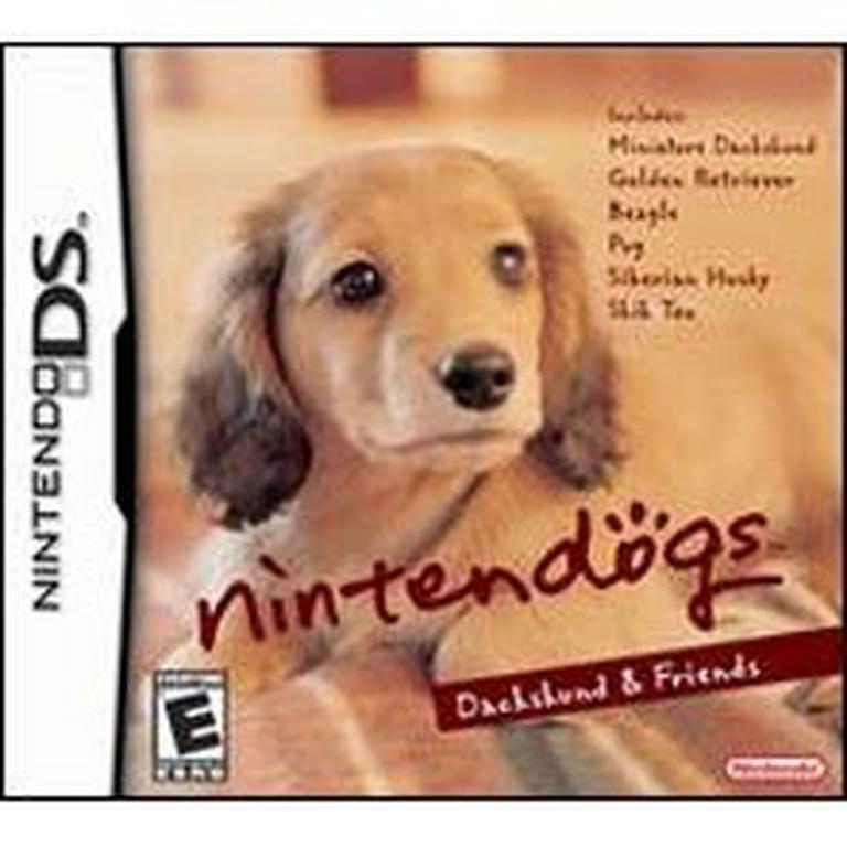 Nintendogs Dachshund and Friends