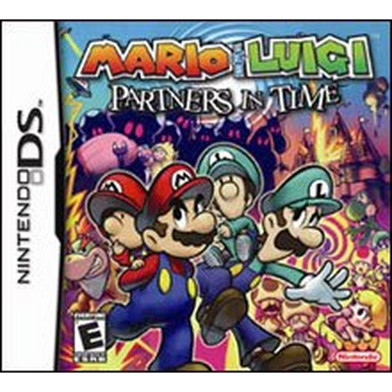 Mario and Luigi 2: Partners in Time