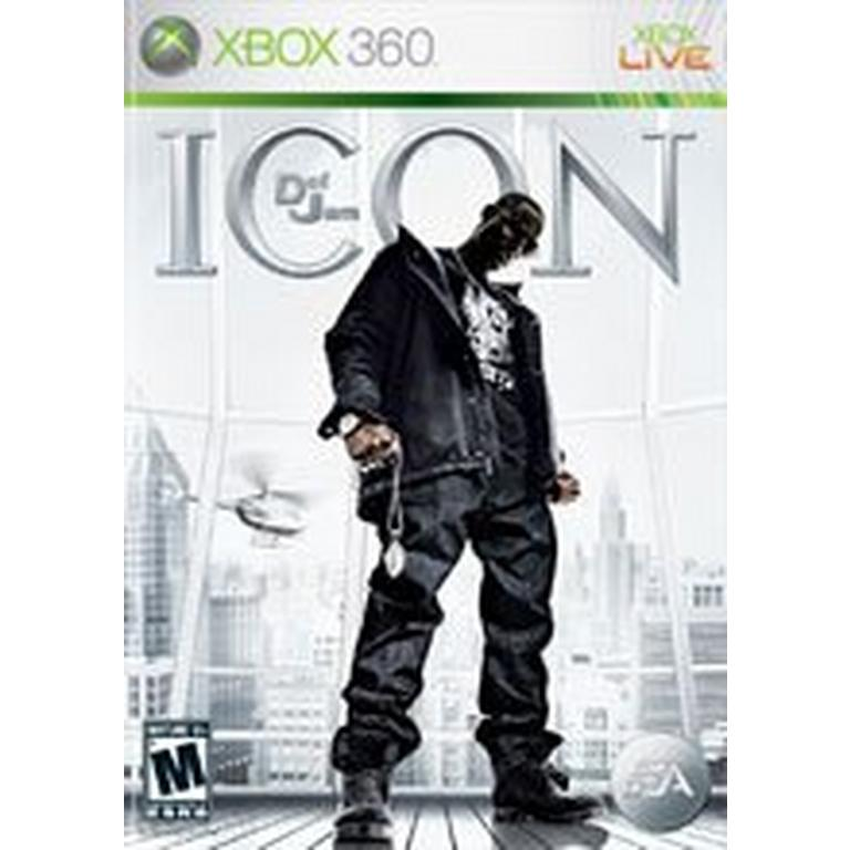 Electronic Arts Def Jam Icon Xbox 360 Available At GameStop Now!