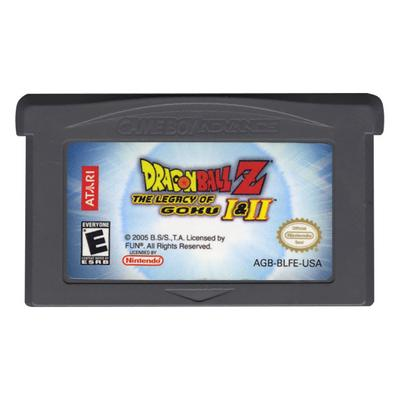 Dragonball Z: Goku 1 & Goku 2