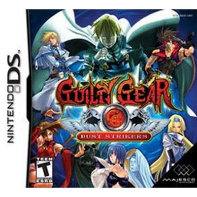 Guilty Gear: Dust Strikers