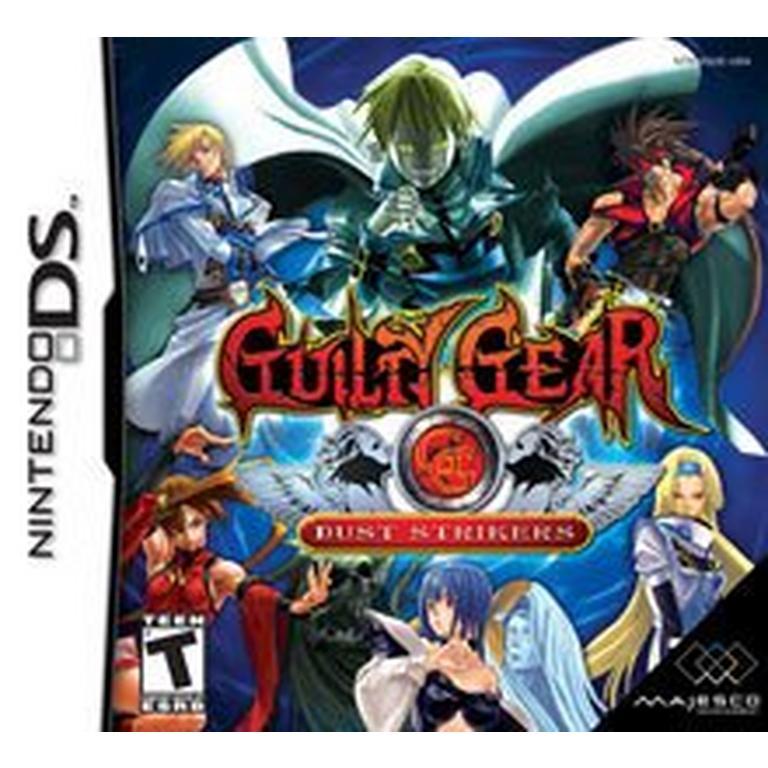 Guilty Gear: Dust Strikers | Nintendo DS | GameStop