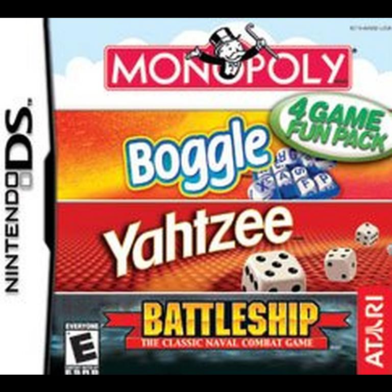 Monopoly Boggle Yahtzee Battleship Compilation