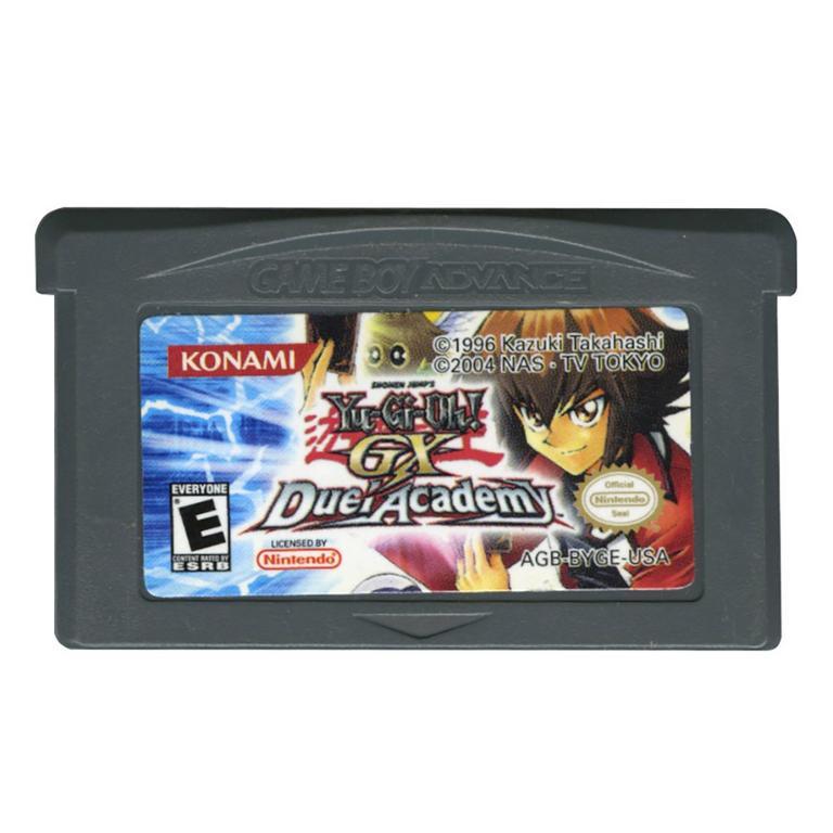 Yu-Gi-Oh! GX: Duel Academy
