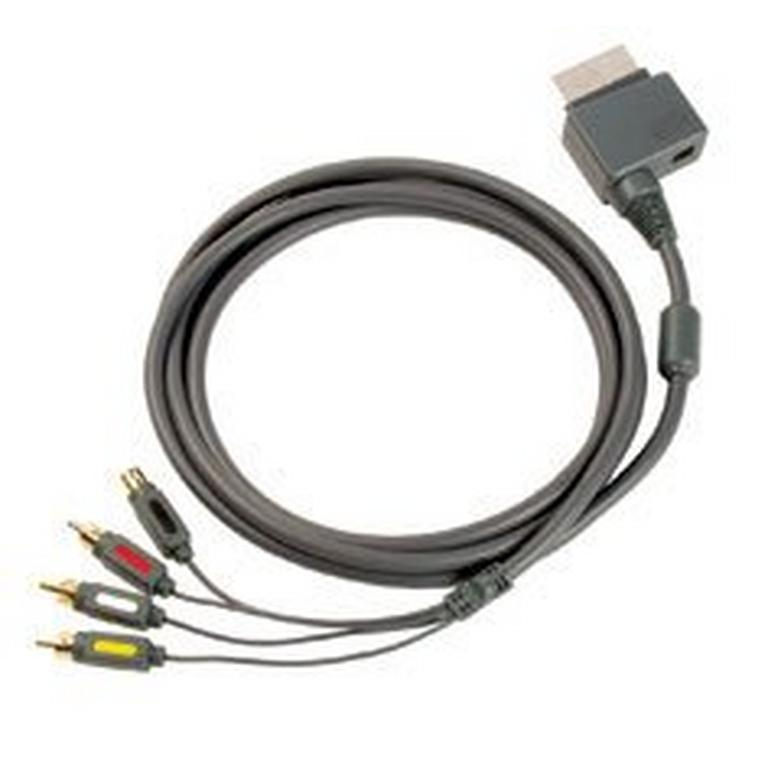 A/V Cable for Xbox 360