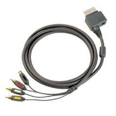 Xbox 360 A/V Cable