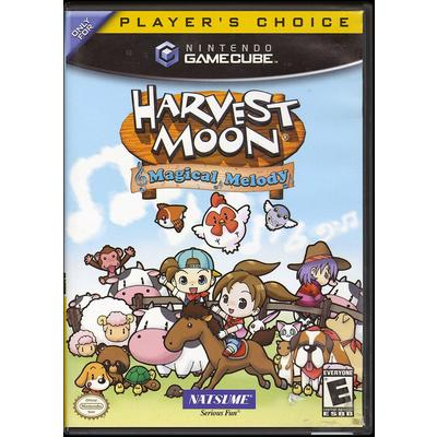 Harvest Moon: Magic Melody