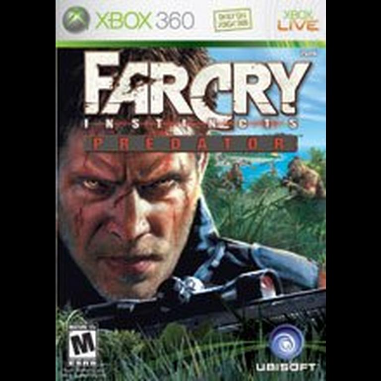 Far Cry Instincts Predator Xbox 360 Gamestop