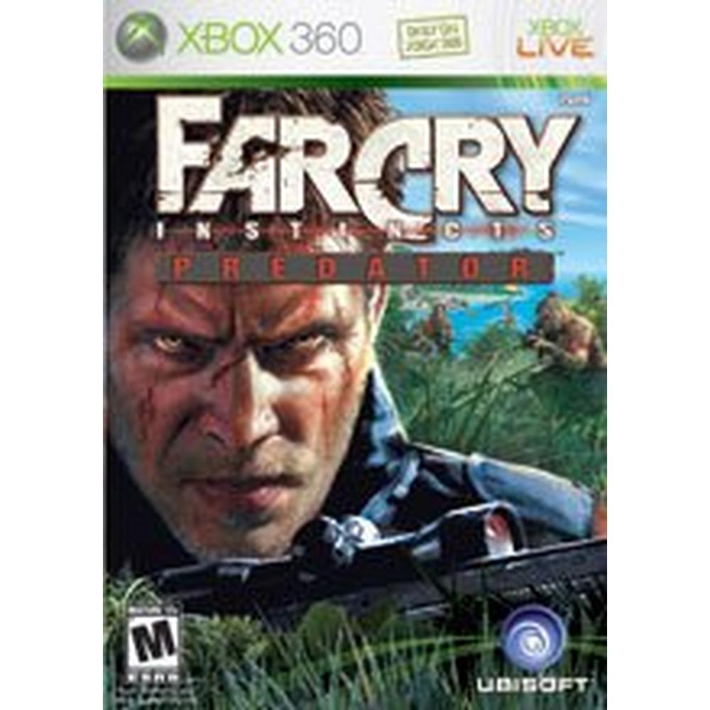 Far Cry Instincts Predator Xbox 360 Gamestop