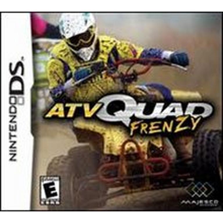 ATV Quad Frenzy