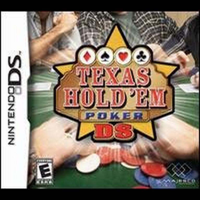 Texas Hold 'Em Poker DS