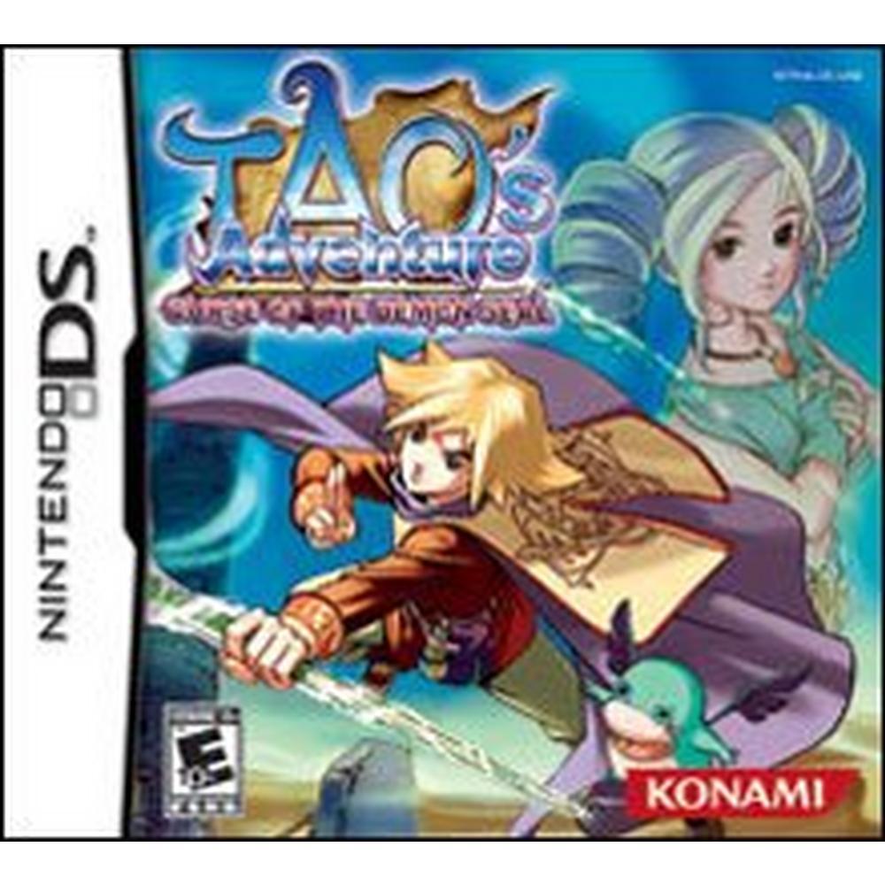 Tao's Adventure: Curse of the Demon Seal   Nintendo DS   GameStop