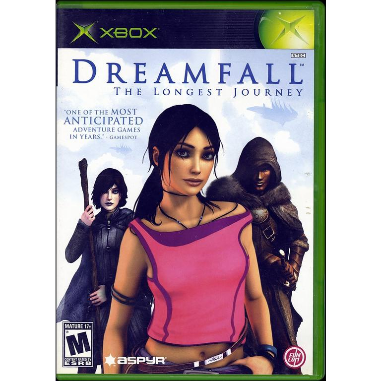 Dreamfall: The Longest Journey 2