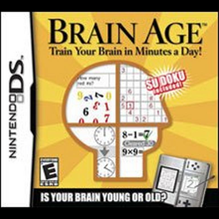 Brain Age: Train Your Brain in Minutes A Day