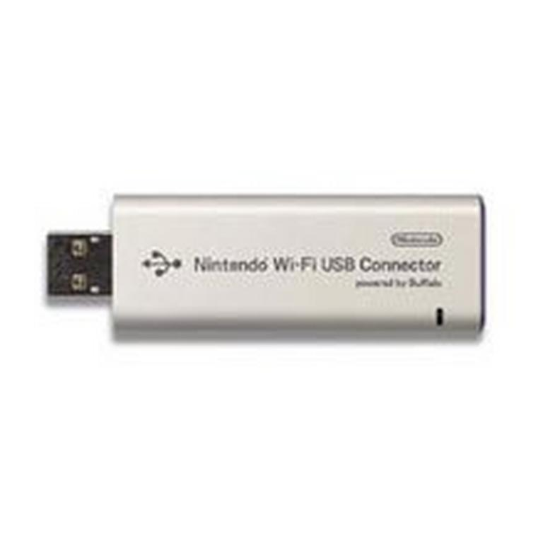 Nintendo DS and Wii USB Wi-Fi Adapter