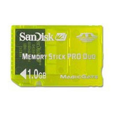 PSP Memory Duo 1.0GB
