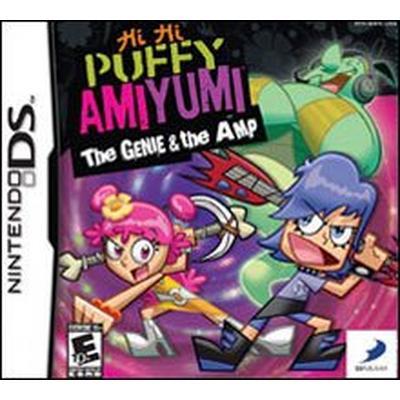 Hi Hi Puffy Ami Yumi: The Genie & the Amp