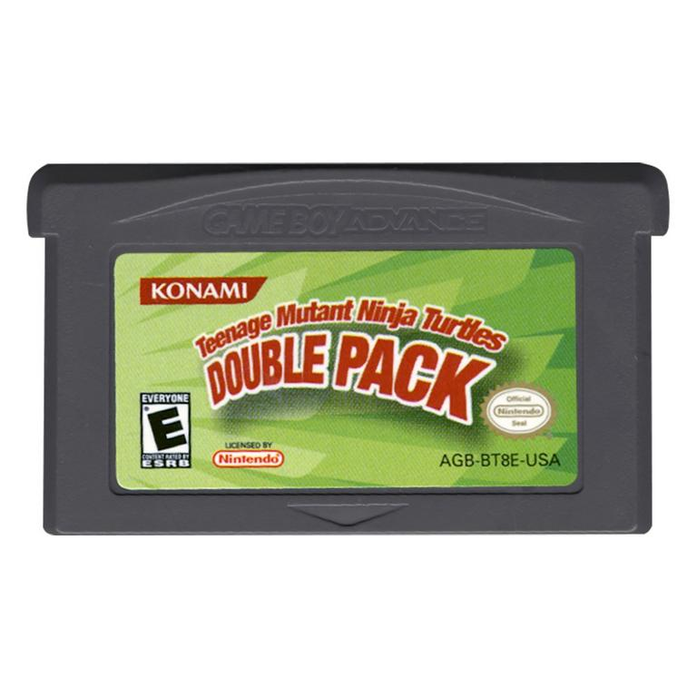 Teenage Mutant Ninja Turtles: Double Pack