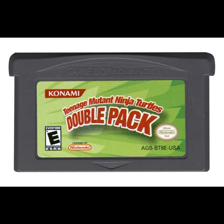 Teenage Mutant Ninja Turtles: Double Pack