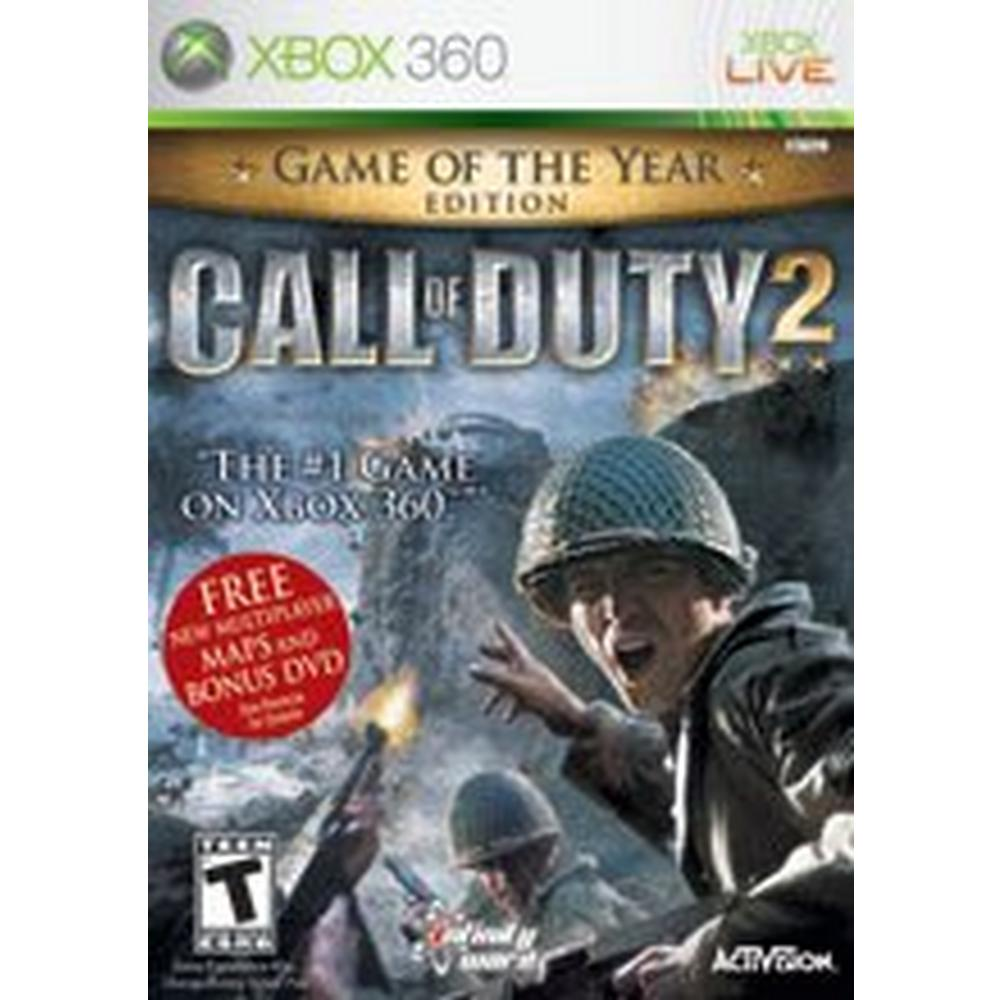 Call of Duty 2: Game of the Year Edition | Xbox 360 | GameStop