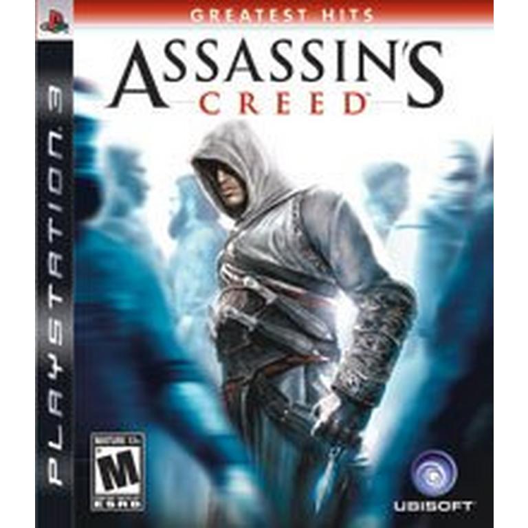 Assassin S Creed Playstation 3 Gamestop