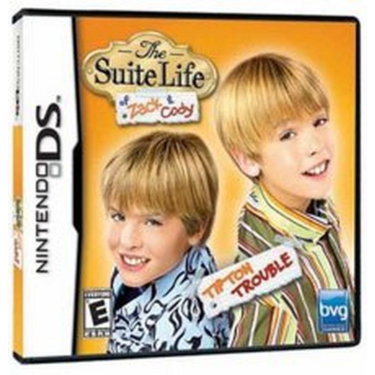 The Suite Life of Zack and Cody: Tipton Trouble - Nintendo ...