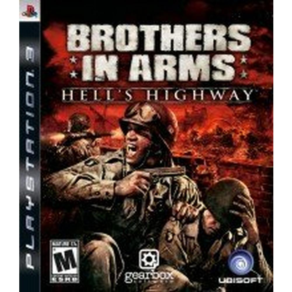Brothers In Arms Hell S Highway Playstation 3 Gamestop