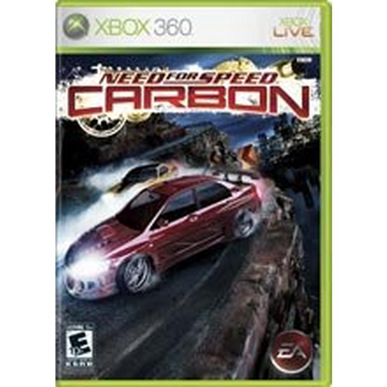Need For Speed Carbon Car List Xbox 360 idea gallery